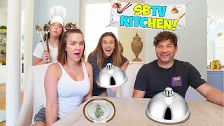 WE TURNED OUR HOUSE INTO A RESTAURANT!!