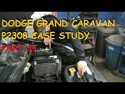 Dodge Grand Caravan P2308 - Case Study Part II