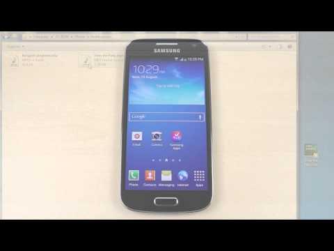 How to customize the ringtone on Samsung Galaxy S4 mini