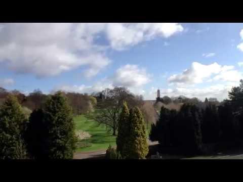 iPhone 4s Time-lapse UK (M1, Heathrow, Nottingham University)