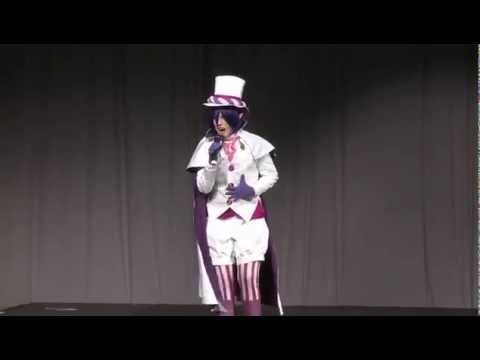 Mephisto Pheles Walk on- Best in Show Anime Banzai