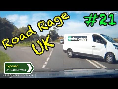 UK Bad Drivers, Road Rage, Crash Compilation #21 [2016]