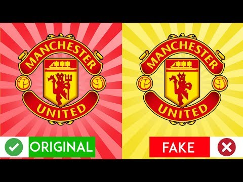 Football Clubs Logo Challenge II  Which One Is The Correct ?