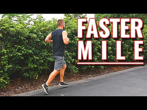How to Run a Mile FASTER Than Ever Before!