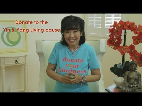 Donate to the Yin & Yang Living Mission