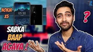 Nokia X5 Launched   Another Budget Killer??