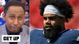 Stephen A.'s message to Cowboys fans: Something will go wrong, mark my words! | Get Up
