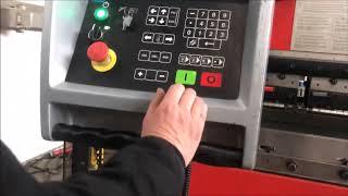Amada Hfe100-3 Cnc Press Brake
