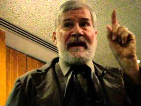 John Jaeger portrays Dr. Frederick Jaeger-- the
