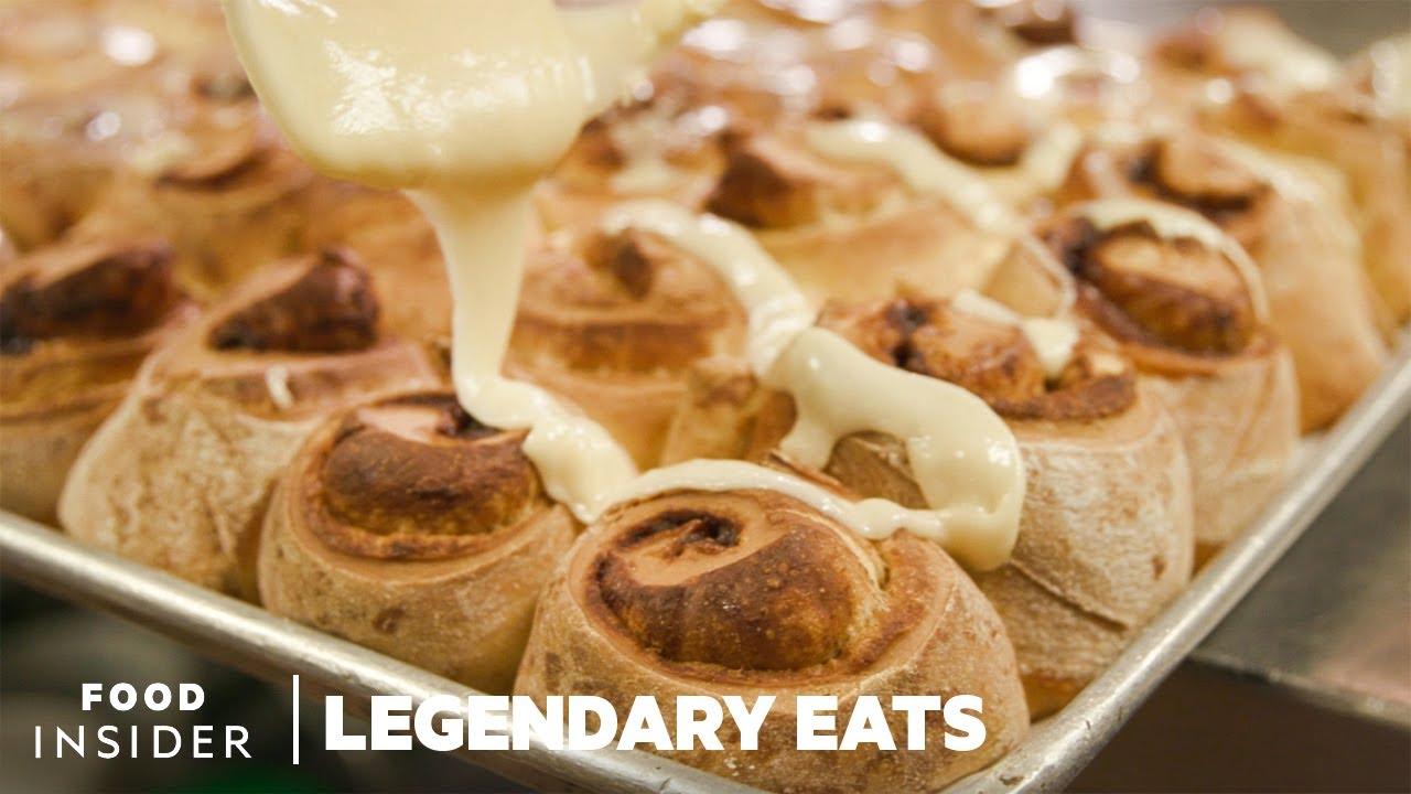 The Best Cinnamon Rolls In Chicago   Legendary Eats