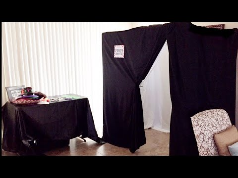 DIY How to Make a Photobooth Using Your Ipad