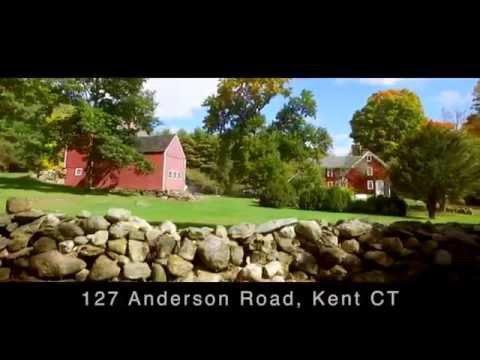 1700s Antique Colonial Farm on 99 Acres   South Kent, Ct