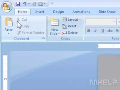 How to copy an Excel chart into PowerPoint as a picture