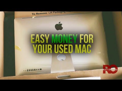 Tip: Easy Money for Your Used Mac - Apple Trade Up