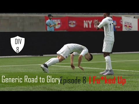Generic road to glory ep 8 I Fu*ked up