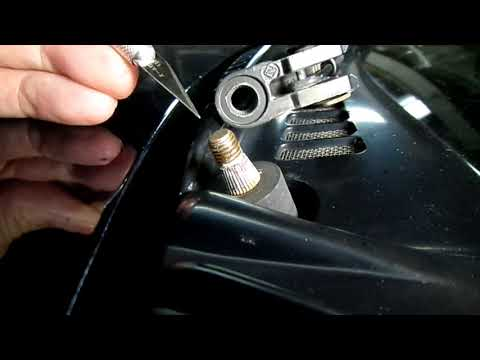Windshield Wiper Arm Repair
