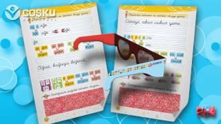 Download Coşku Yayınları 1.Sınıf İlk Okuma Yazma Seti Tanıtım Video