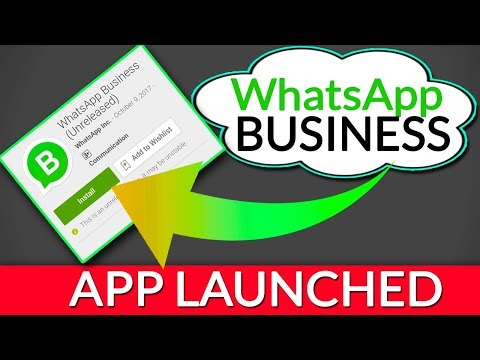 WhatsApp Business App: Launched How To Download And All Details(HINDI/URDU)