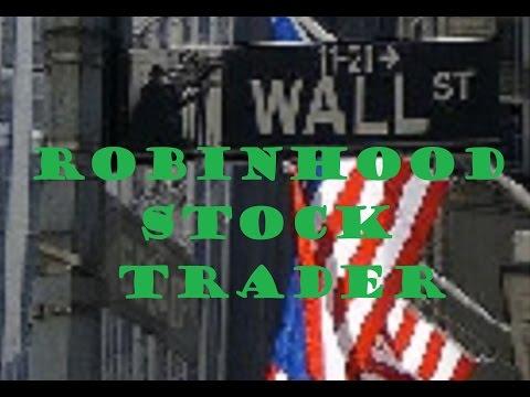 Robinhood - Dividend stocks for passive income!