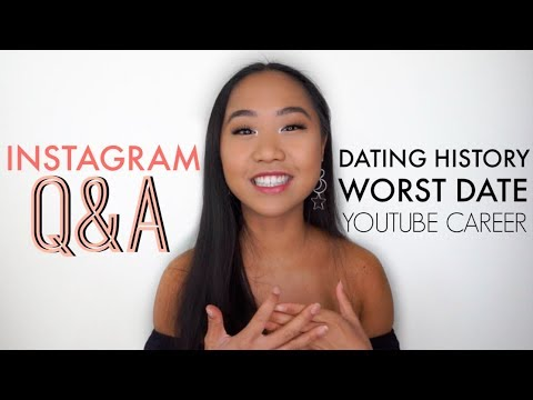My Dating History, Worst Dates & Genuine friends // Q&A   THERESATRENDS