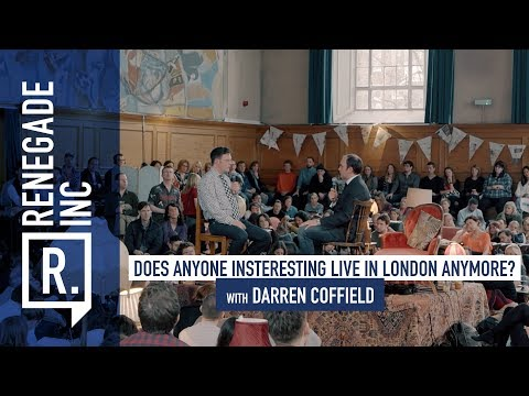 Does Anyone Interesting Live In London Anymore - Trailer