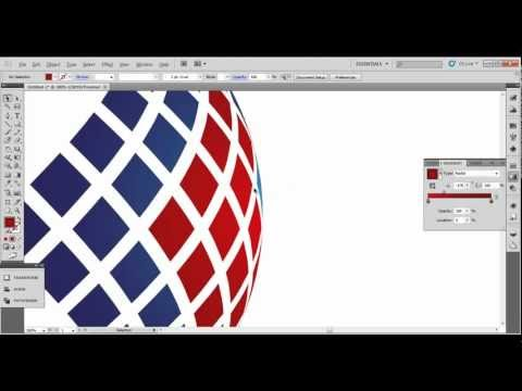 3D Logo Tutorial (Illustrator CS5)