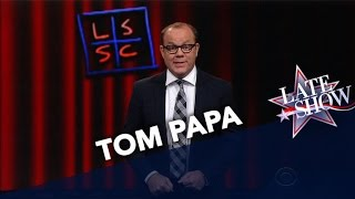 Tom Papa Performs Stand-Up