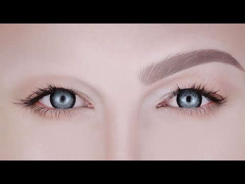 HOW TO DRAW ON EYEBROWS - THE JOSEPH HARWOOD BROW
