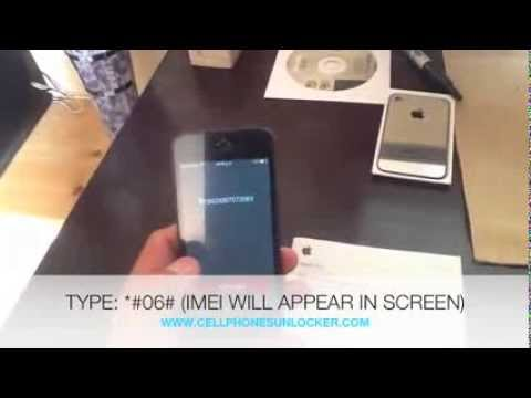 INSTANT UNLOCK CODE FOR IPHONE 5,5s,5c,4,4s WITH IOS 7 or any IOS