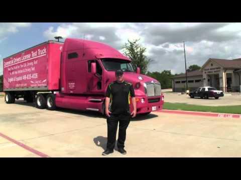 Rent Class A CDL Truck El Paso Texas (469) 332-7188