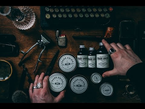 Home-brewed Hair Products l 8 products for the Hair and Beard l Trade Union Supply Co. Review