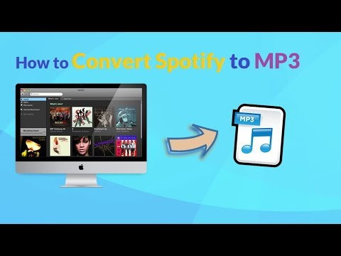 Video guide to Convert Spotify Songs and playlists to MP3 format