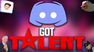 DISCORD'S GOT TALENT (ft. Pyrocynical, Dolan Dark, VoiceoverPete)