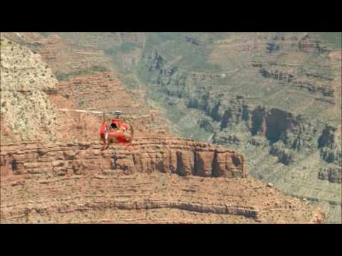 Grand Canyon South Rim Helicopter Tour 30-Minute Deluxe