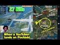Pochinki Main Utarne Ke Mazey When A YouTuber Lands On Pochinki Pubg Mobile Highlights