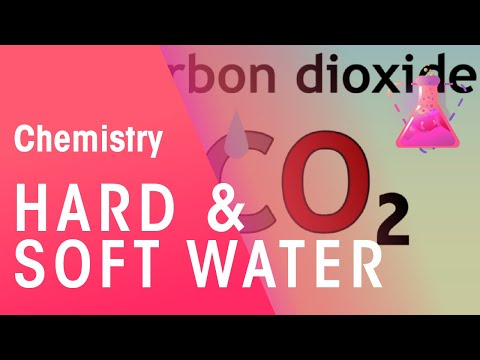 Hard and Soft Water | The Chemistry Journey | The Fuse School