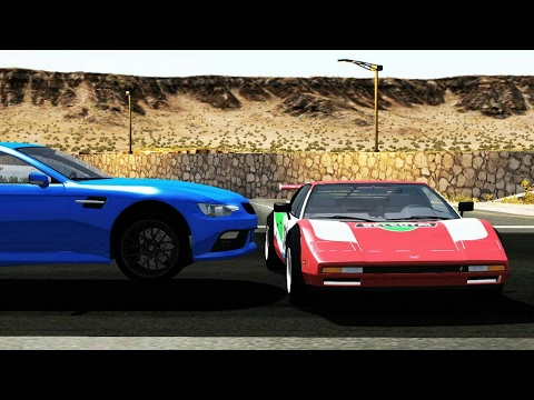 Crossroad Crashes Compilation #6 [BeamNG.Drive] •ShowMik
