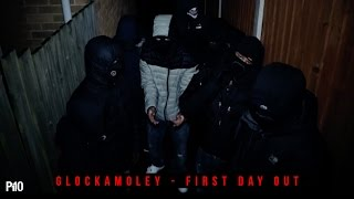 P110 - (CMG) Glockamoley - First Day Out [Music Video]