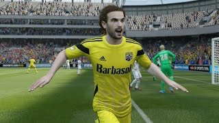Fifa 15 Ultimate Team - 5 Goals In 15 Minutes