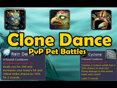 Getting Back into PvP Pet Battles with Clone Dance