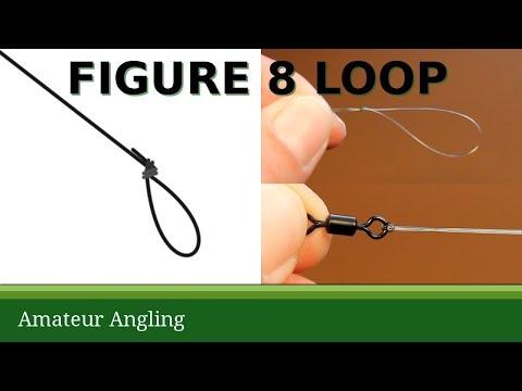 Figure of eight loop knot