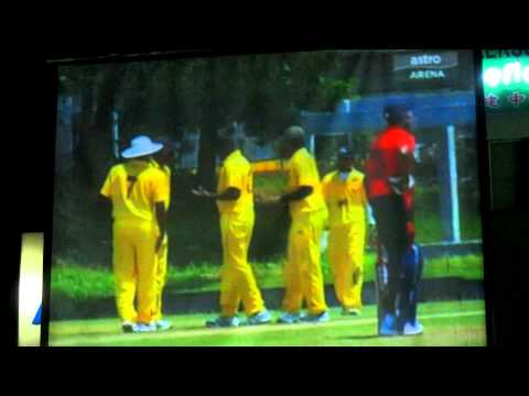 Malaysia Premier League 2012: Silver State Cricket Club vs Selangor