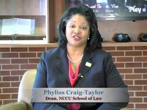 NCCU Law School Dean Craig-Taylor (9-11-12)