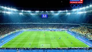 """Україна - Франція 2:0 (15.11.2013) весь матч.канал """"россия"""""""