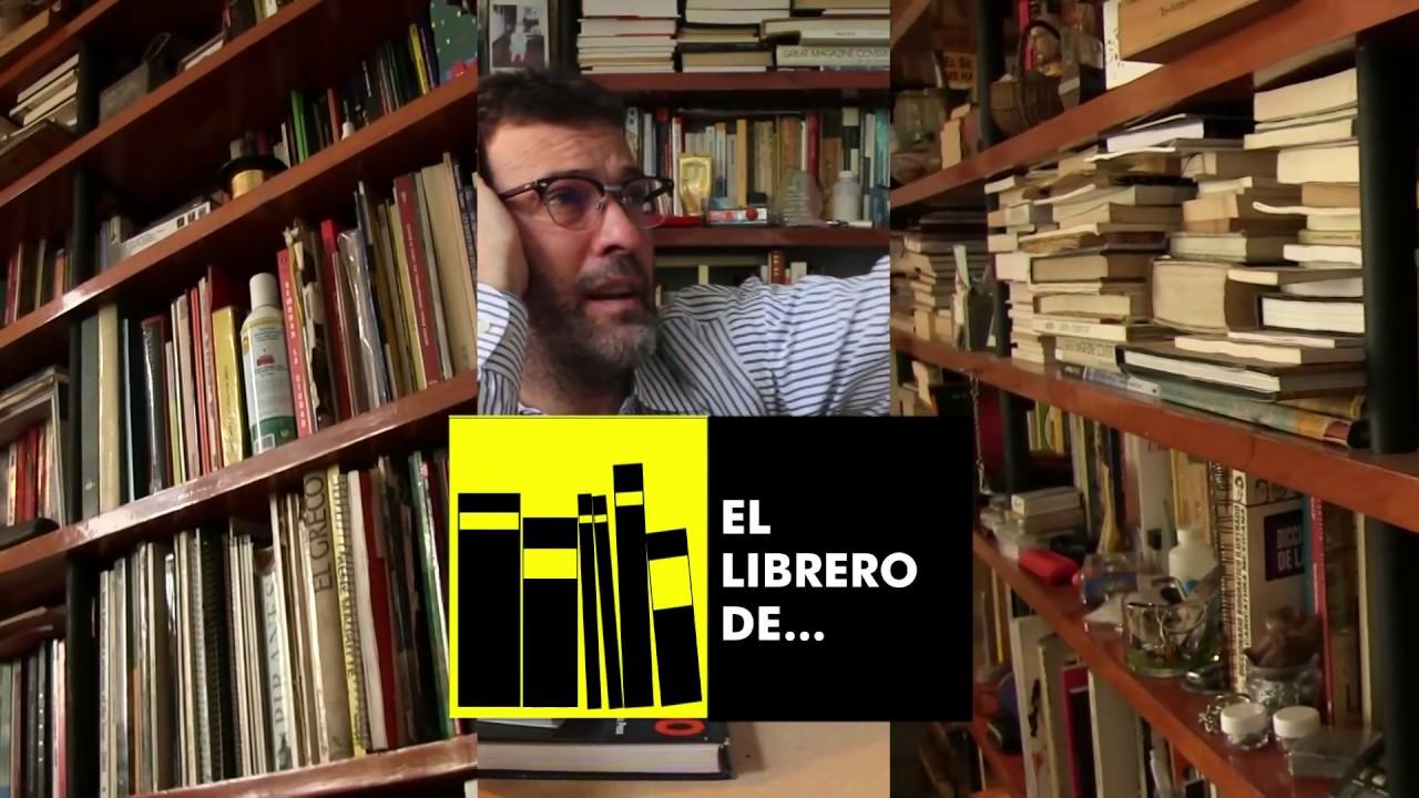 El librero de Antonio Helguera