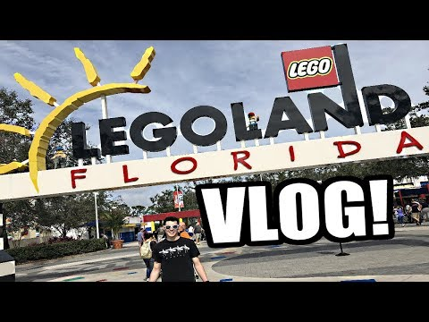 LEGOLand Florida - My First Visit!