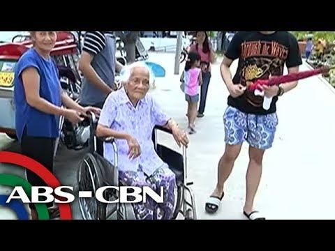 Bandila: Mga centenarian at PWD, nakilahok sa Halalan 2018