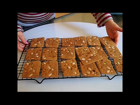 How To Make Thin, Crisp and The Best Almond Thins/Wafers! ( Similar to Jules Destrooper)
