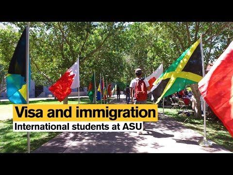 Visa and immigration: International Students at ASU (Arizona State University)