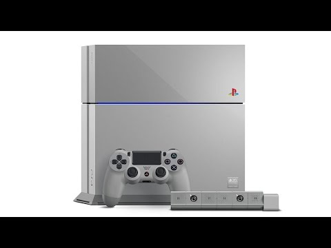 20th Anniversary Edition PS4 Unboxing